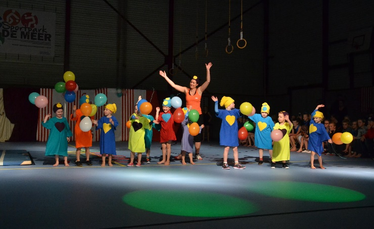 circus sgv
